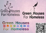 Green Houses for Homeless design board 1