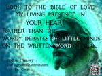 Jesus Transmission
