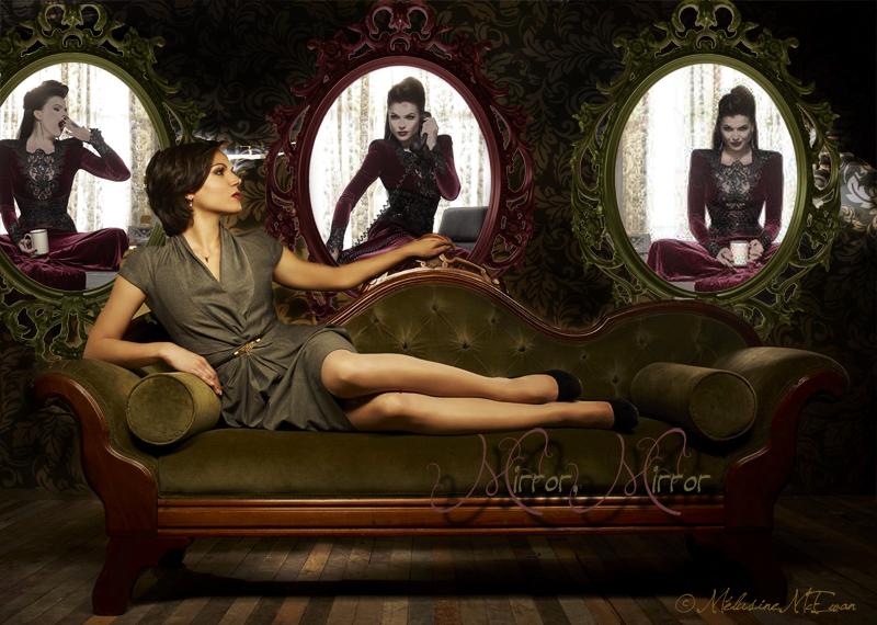 Mirror mirror by MelusineMcEwan