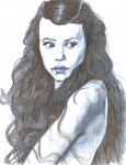 Astrid Berges-Frisbey by MelusineMcEwan