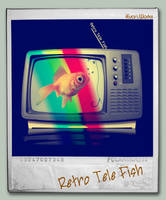 Retro Tele Fish by chocolate-junkie