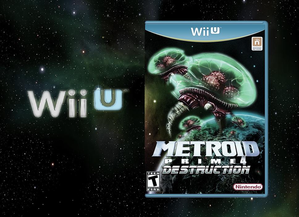 Metroid Prime 4 wii u hype by Mario64fANboy
