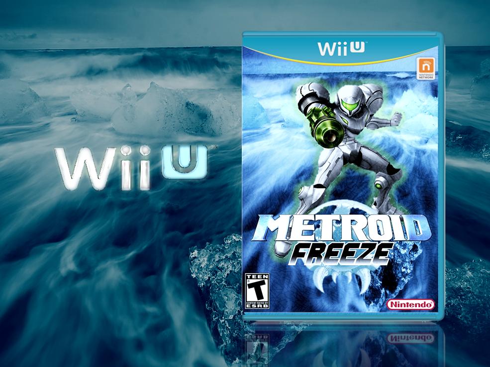 Metroid wii u hype by Mario64fANboy