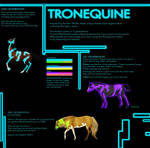 TRONEQUINE by RainbowFountains