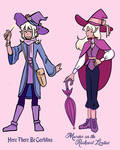 Taako's Outfits by Dizplicity