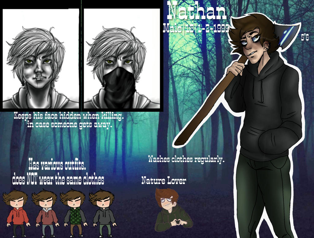 Nathan Landsoff Reference Sheet by XxLady-CarnagexX