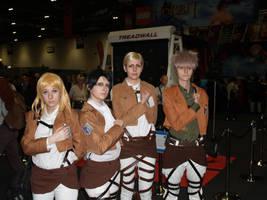 The Commander's elite team