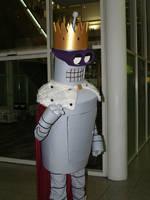 Bender Rodriguez a.k.a Super King