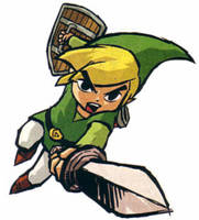 Toon Link by Nate2112
