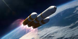 The Delta IV Heavy