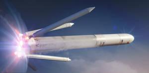 The Vulcan Centaur (for SFI) by okan170