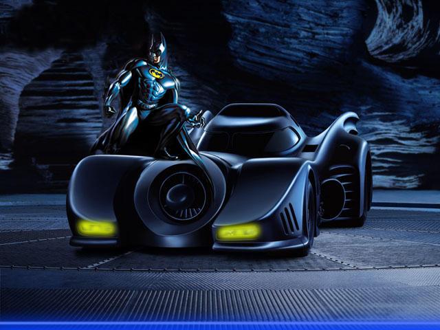 Wallpaper Batman 001 by Rosshiro