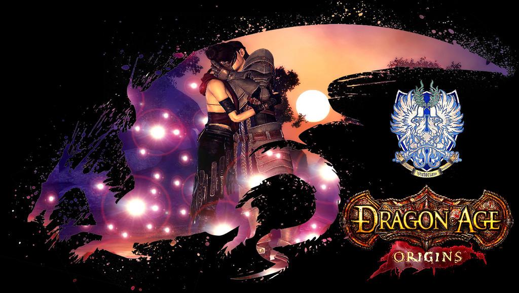 Dragon Age Origins Wallpapers: Dragon Age Origins Wallpaper I By Rosshiro On DeviantArt