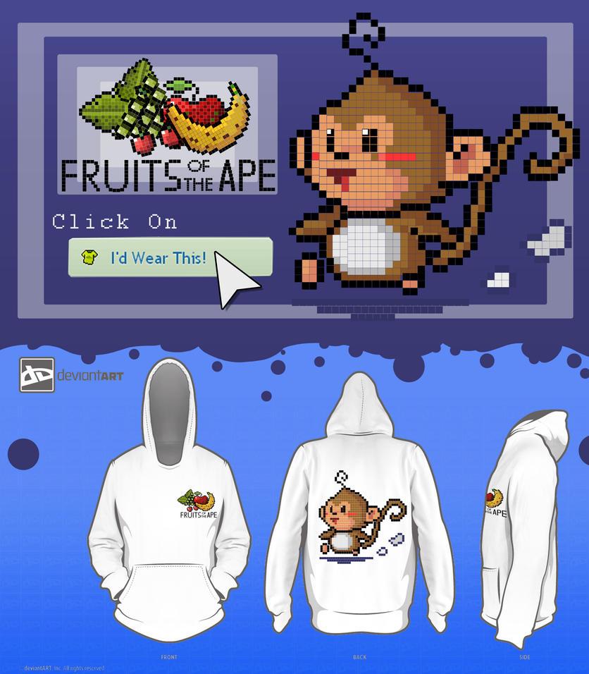 FruitsOfTheApe by privodanima