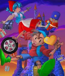 ToyPop - Namco - 1986