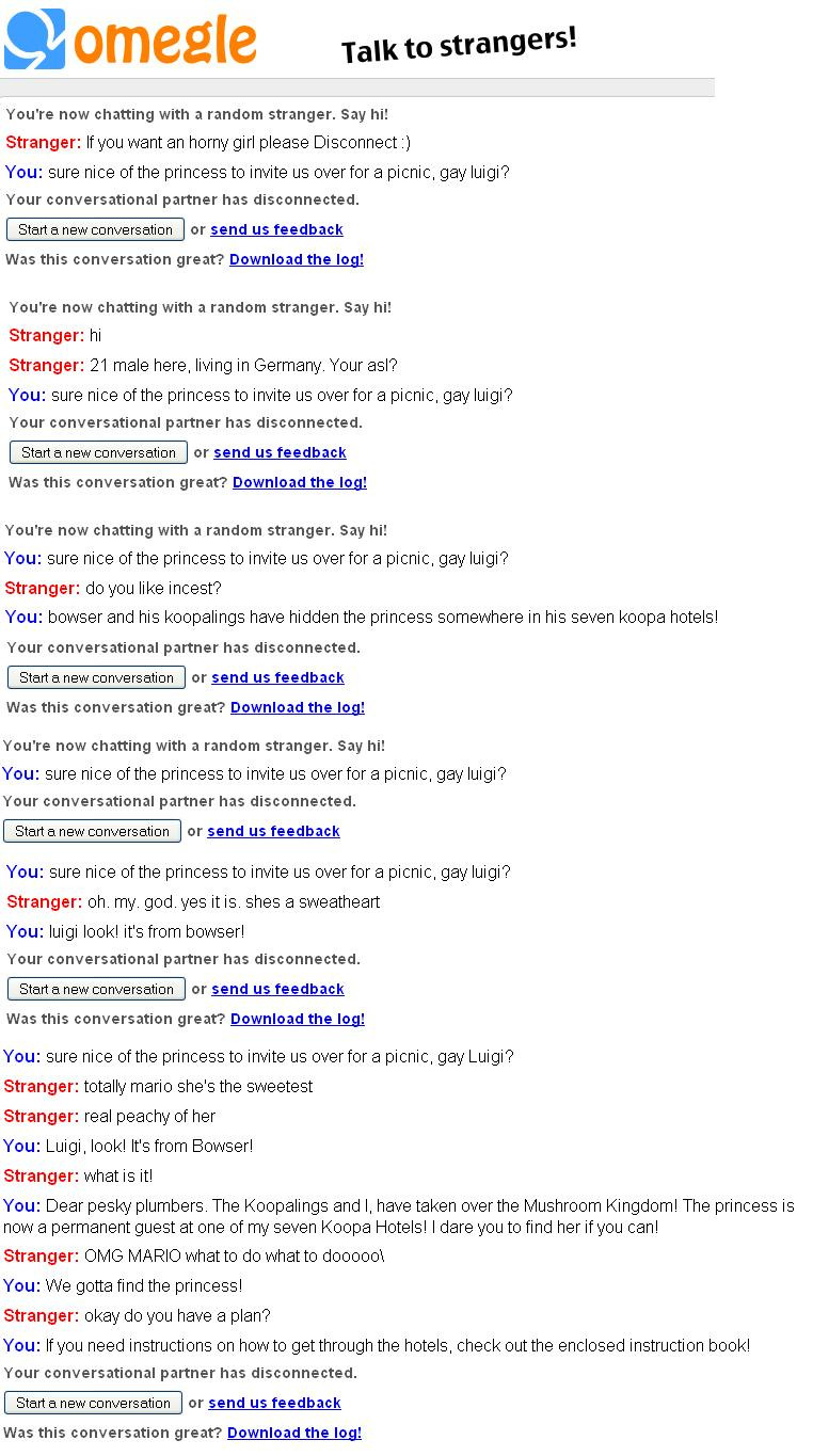 Gay Omegle