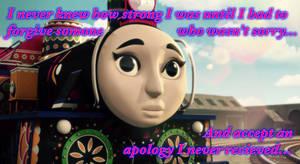 Forgiving Ashima