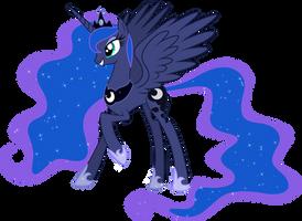 MLP Fully Grown Luna