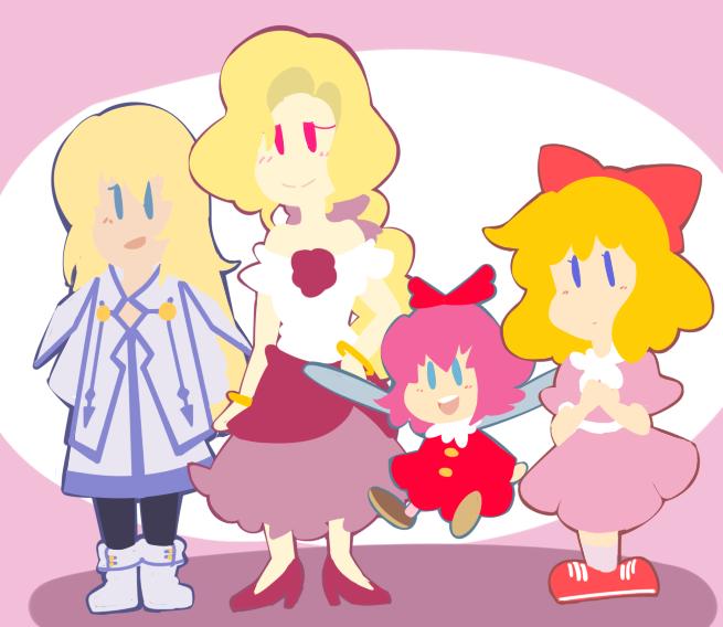 Cute Patoots, Line Up! by sunshineNoka