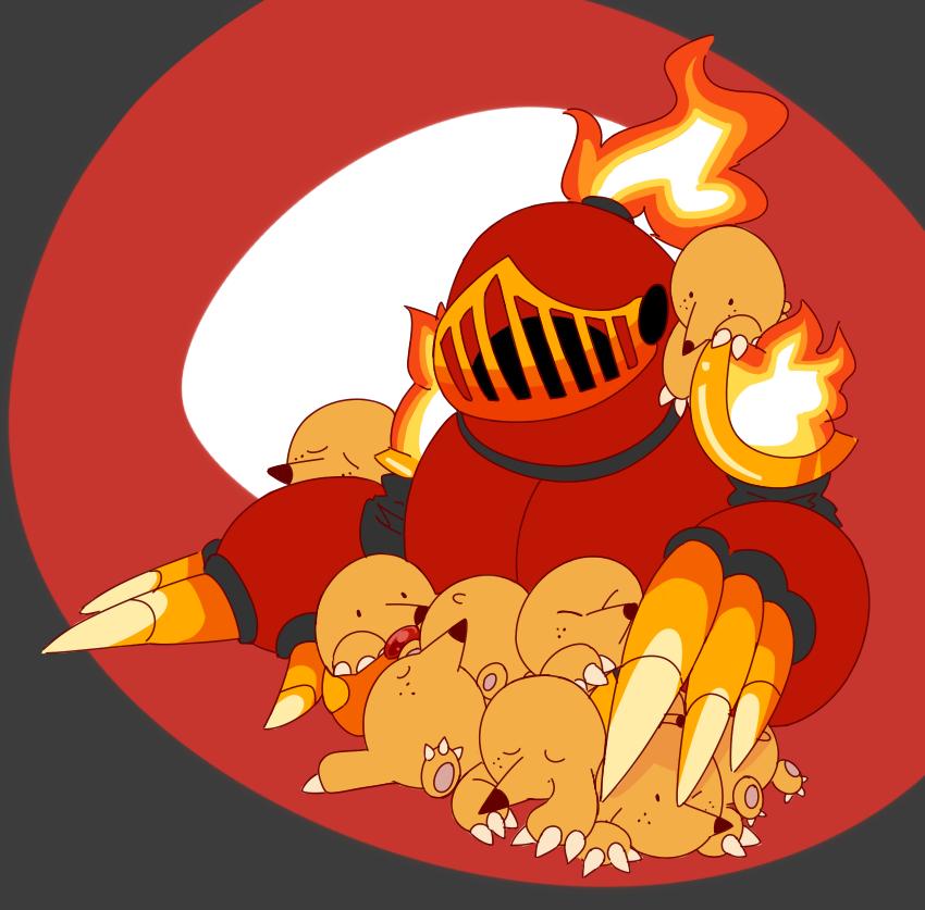 Mole Knight by sunshineNoka