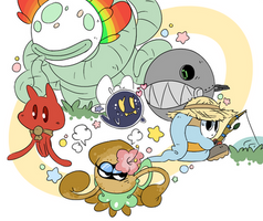 Marioverse OCs