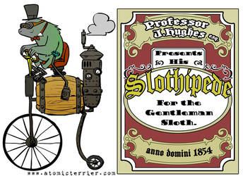 The Gentlemans Slothipede