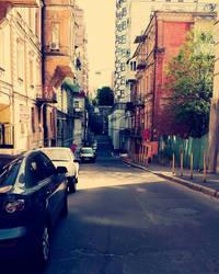 street....