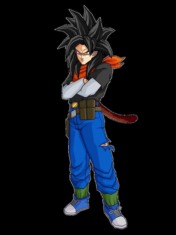 Goku Ssj4 And Vegeta Ssj4 Image Information