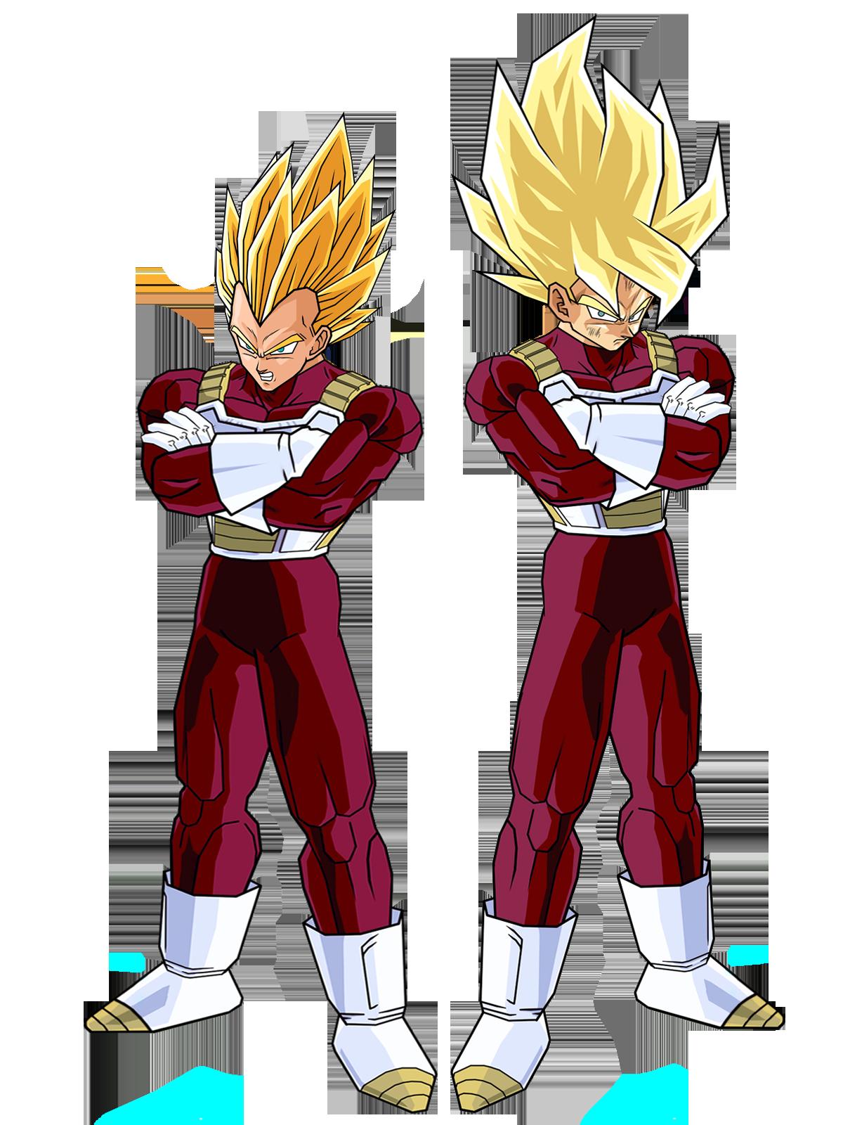 Goku and Vegeta by DBZArtist94Dbz Future Vegeta