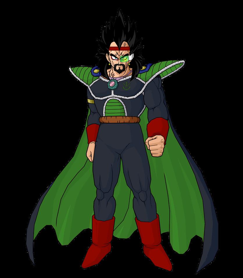 Majin King Vegdock by DBZArtist94King Vegeta And Bardock Fusion