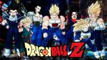 DragonBall Z by DBZArtist94