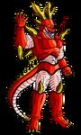 Ultimate Black Star Shenron by DBZArtist94