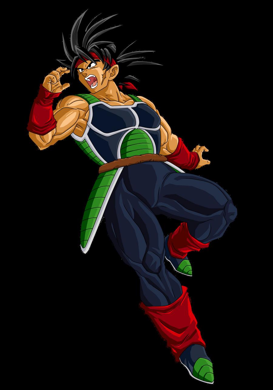 Bardock - The Legend of The Super Saiyan by DBZArtist94 on DeviantArt