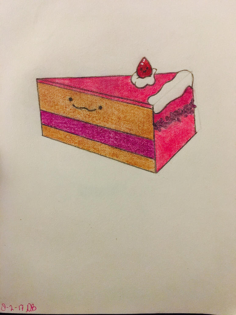 Cute cake by Sesshomaru1991