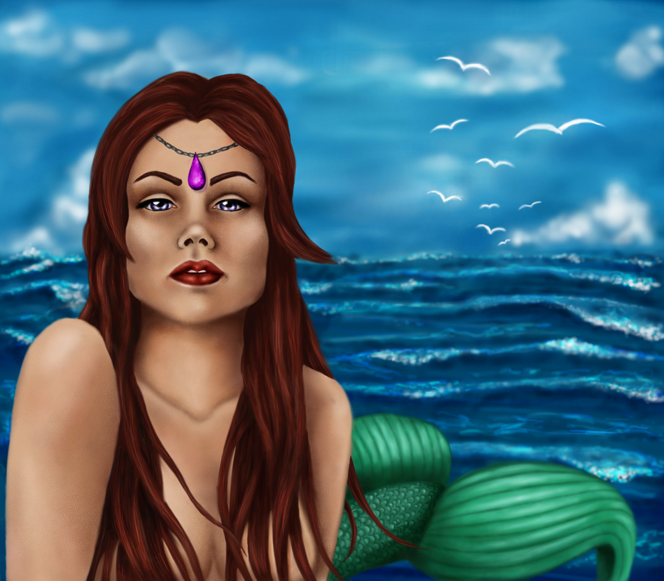 Mistress of the Sea by miss-elli