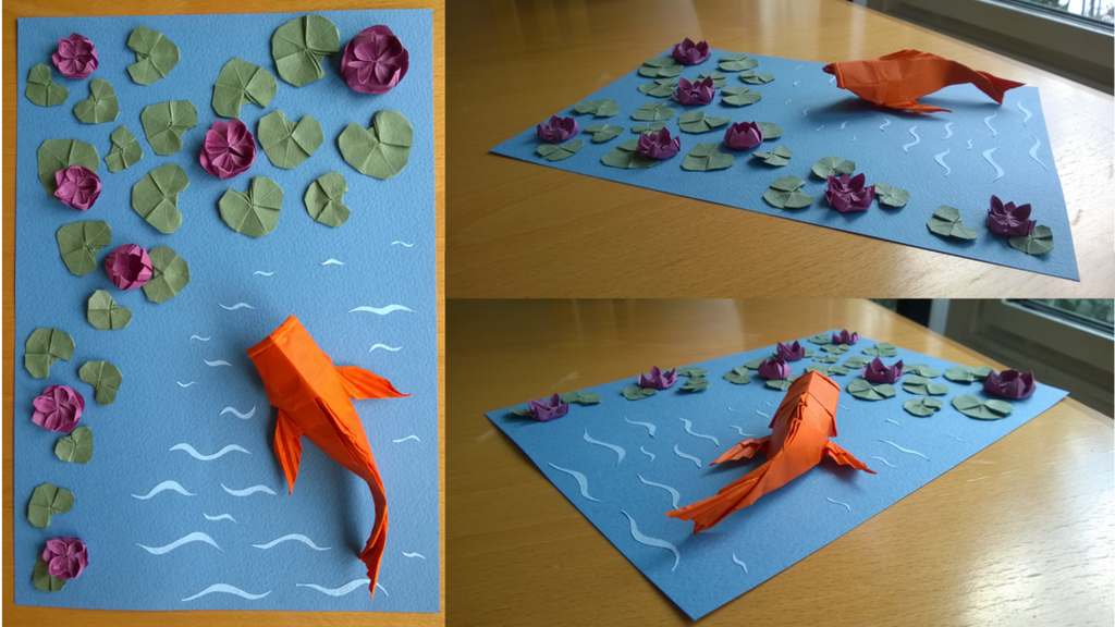 origami birthday cardmisselli on deviantart