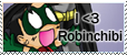 I heart Robinchibi by OrangeBlueCream