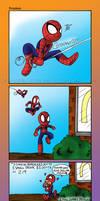 spiderchibi 6 priceless by OrangeBlueCream