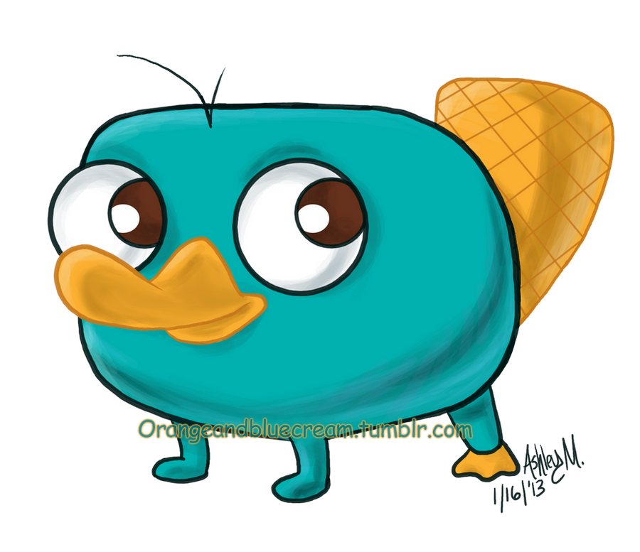 Baby perry the platypus by orangebluecream on deviantart baby perry the platypus by orangebluecream voltagebd Images
