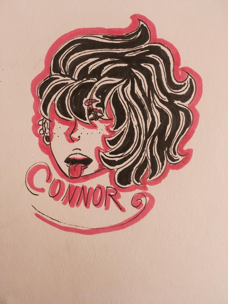 Connor by Corinnium