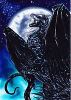 Blue Hell by Dae-Thalin
