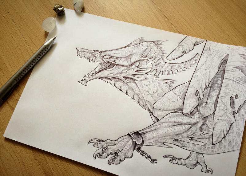 Rawr! by Dae-Thalin