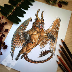 Nature's Roar by Dae-Thalin