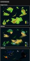 Gondwana Maps