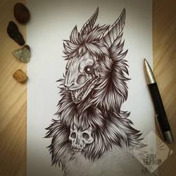 Sardo Sketch by Dae-Thalin