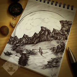 Broken Land by Dae-Thalin