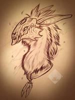 Creature by Dae-Thalin