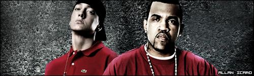 Eminem Lloyd Banks by icaromnz