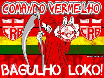 Comando vermelho by icaromnz