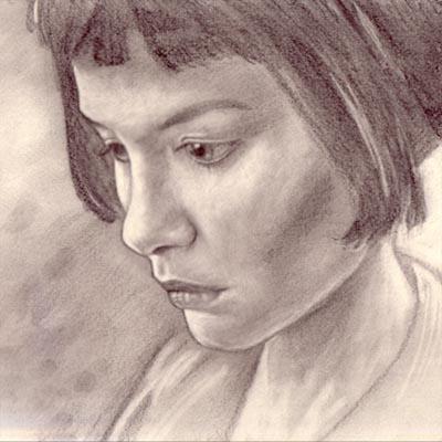 audrey sketch by tweaknik